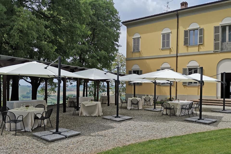 Riaprono Bistrot Cavour e Villa Guazzo Candiani con l'Infernot