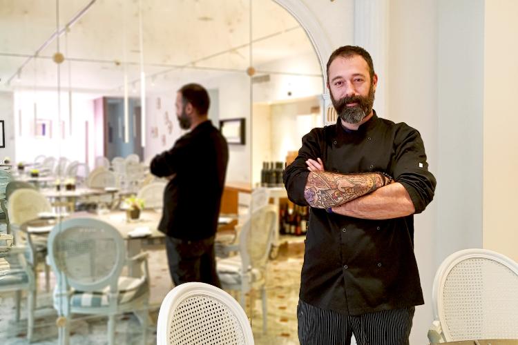 Marco Gaiola, nuovo Chef del Bistrot Cavour