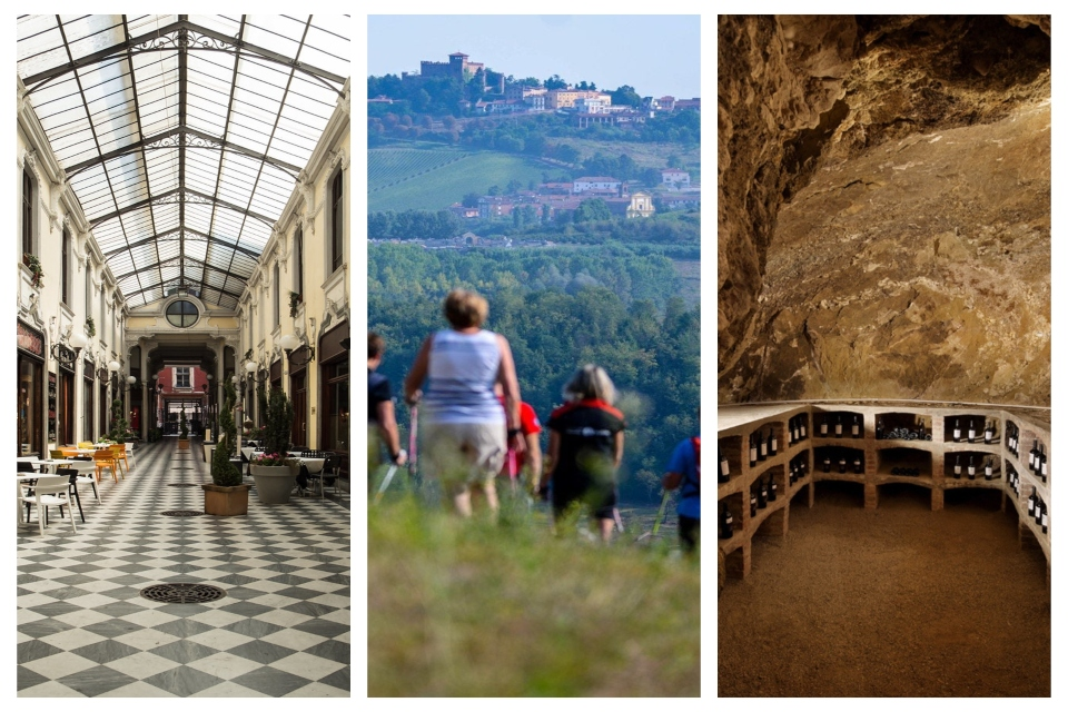 Holiday vouchers of the Piedmont Region are available